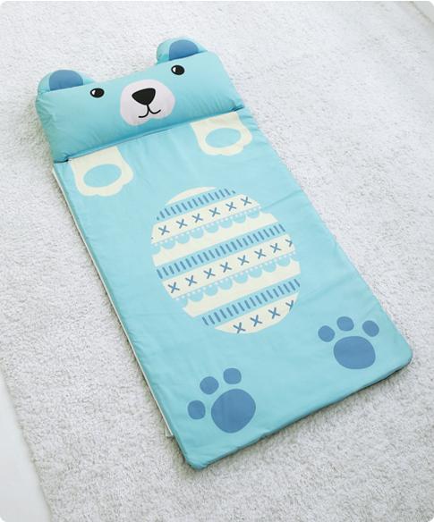 韓國 Bonitabebe 可愛動物造型防蟎睡袋 小熊