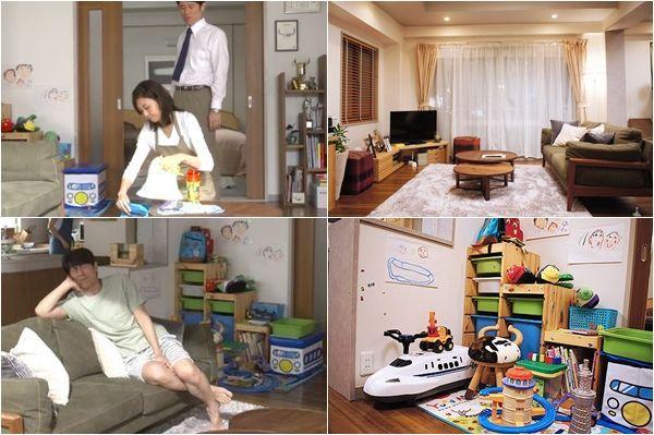 日本 U-COMPANY 童趣摺疊收納箱
