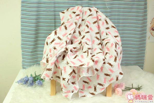 日本 MARUJU FABRIC PLUS 日本製純棉紗寶寶包巾