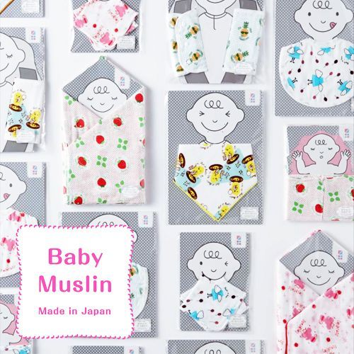 日本MARUJU✿ FABRIC PLUS 純棉紗布巾系列