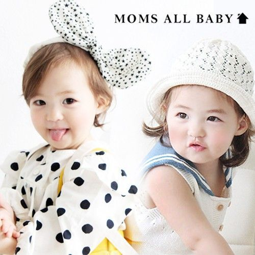 【現貨不用等】韓國 Momsallbaby ♥ 秋冬兒童頭飾品