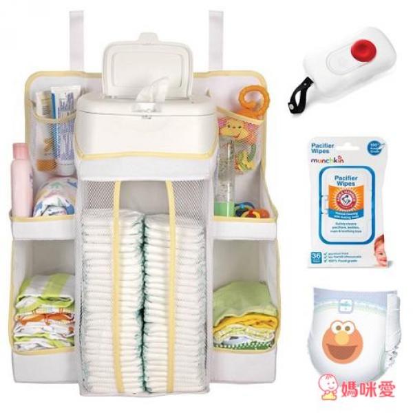 寶寶好物》Dexbaby尿布收納袋 / Summer Infant拋棄式馬桶墊