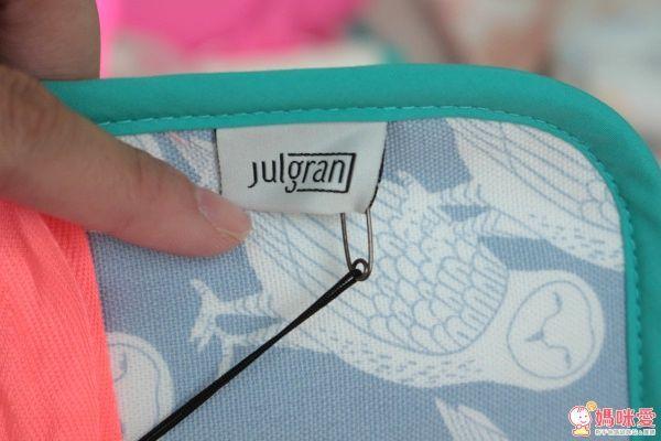 "Julgran 奶瓶收納包"" width="