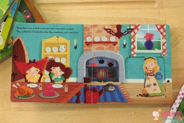 First Stories 幼兒童話操作書