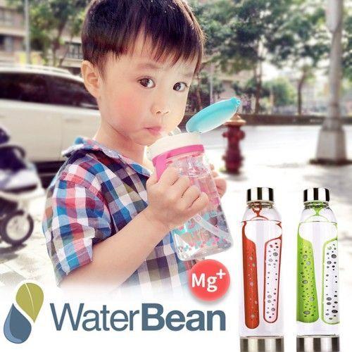 美國【Water Bean】水鎂鎂攜帶式濾水棒