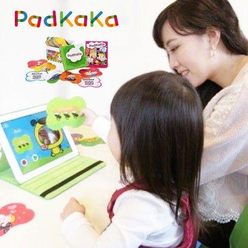 【PadKaKa】愛上英文很簡單❤全世界第一套英文學習動畫卡