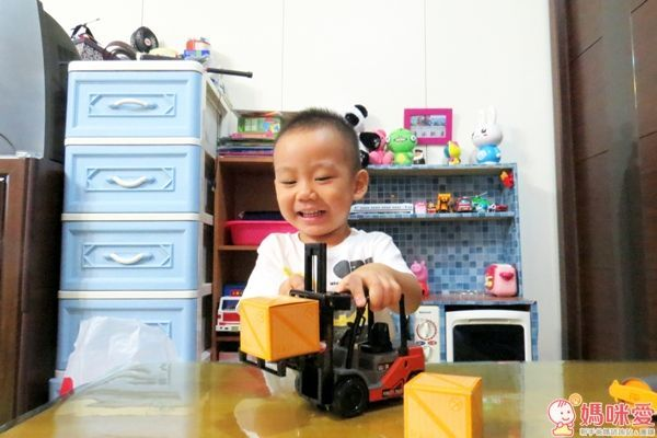 小家 工程小車車 磨輪小型堆高機