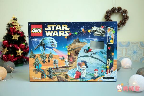 LEGO 2016 年戳戳樂倒數月曆 星際大戰