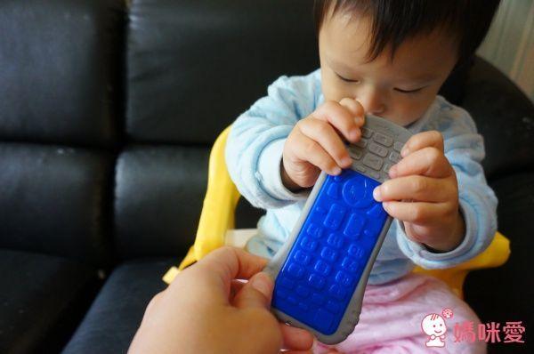 People 新寶寶的遙控器咬舔玩具