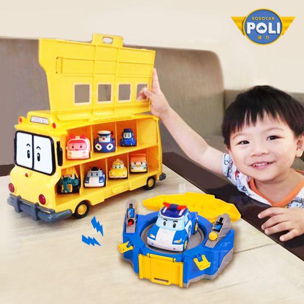 2019新品【救援小英雄 POLI 波力】玩具團~超棒『獨家滿額禮』登場 ❤