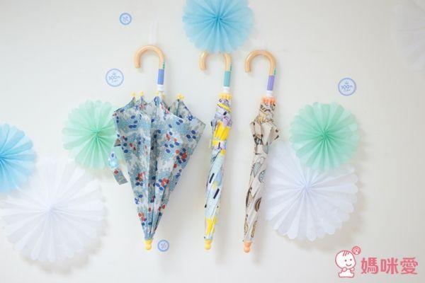 日本 kukka hippo 迪士尼系列小童直傘