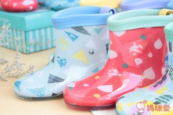 日本 kukka hippo 迪士尼系列小童雨鞋