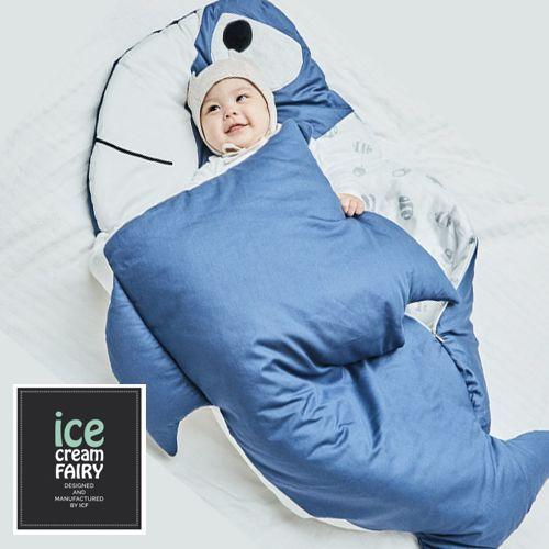 過年超吸睛 ★ 韓國 IceCreamFairy 寶寶睡袋