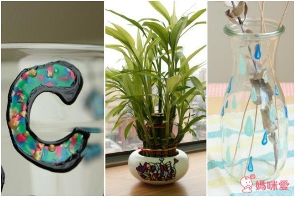 台灣製彩繪玻璃貼,DIY成品可貼在玻璃/車窗/磁磚等平滑表面