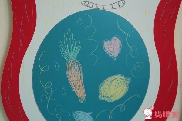 超CUTE✦韓國 NINO 兒童彩繪壁貼鏡