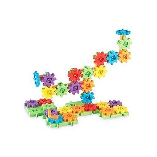 美國 Learning Resources 轉轉齒輪建構玩具
