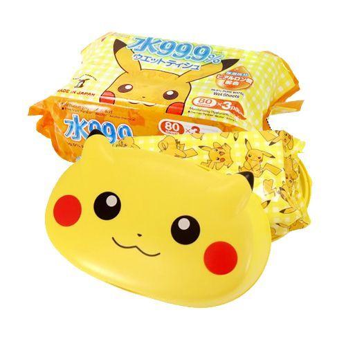 日本 LEC 三麗鷗 SANRIO 正版授權濕紙巾