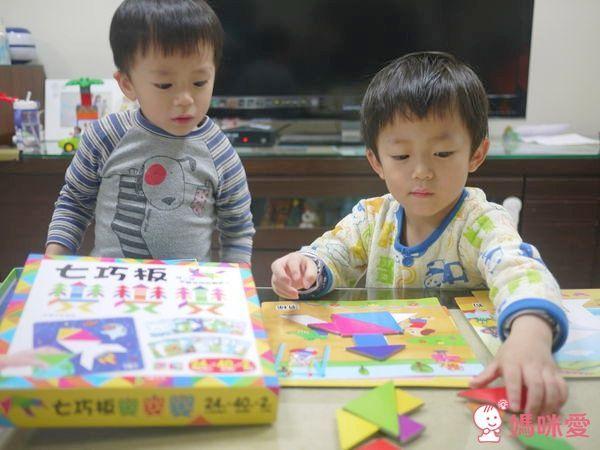 【人類智庫】可愛拼圖、立體拼圖、七巧板