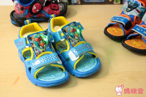 【布布童鞋】卡通涼鞋 / 氣墊涼鞋 / 電燈涼鞋
