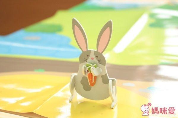 兔兔吃紅蘿蔔