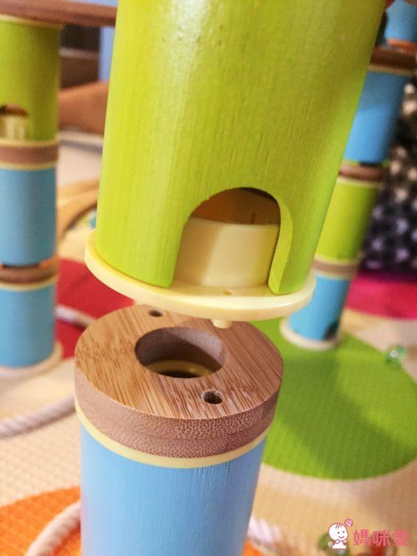 澳洲 UDEAS 建構式竹製彈珠台