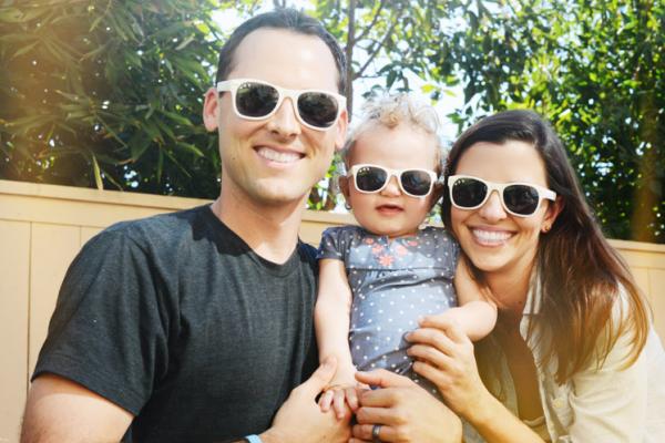 【義大利製 roshambo】親子時尚太陽眼鏡