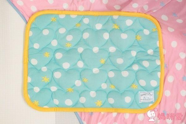 日本SHF 二重紗內芯涼感枕墊