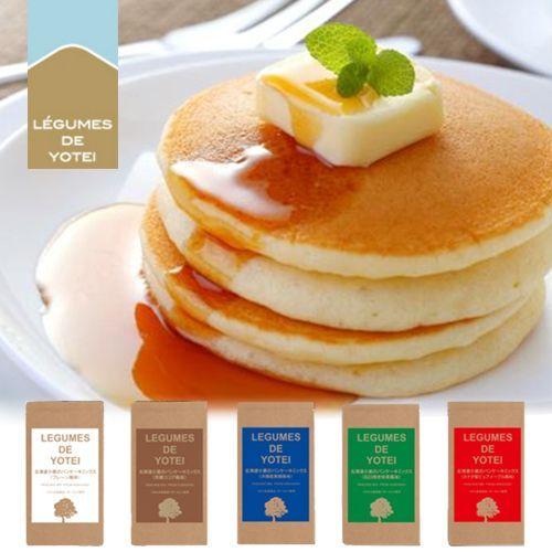 【日本LEGUMES DE YOTEI】北海道產天然鬆餅粉/無添加砂糖果醬