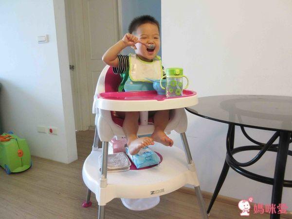 美國 ZOE 5 合 1 變型餐椅
