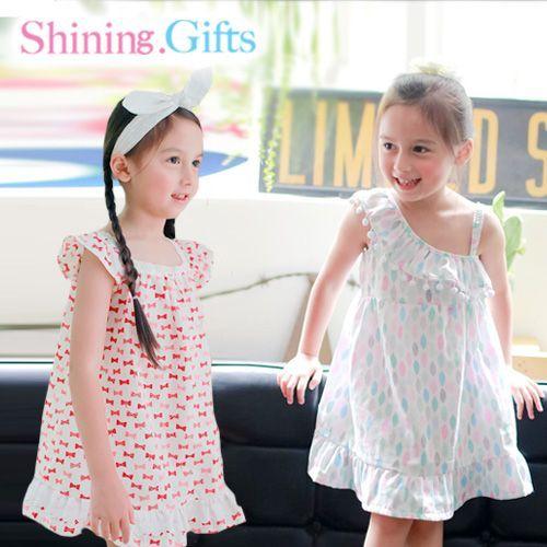 Shining.Gifts春夏洋裝 ✿ 漂亮寶貝穿搭首選!
