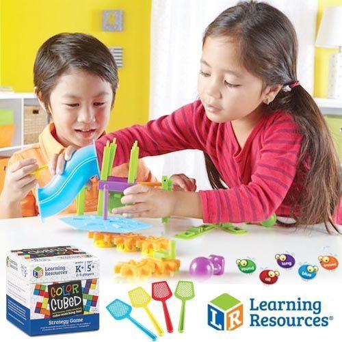 輕鬆看懂英文童書 80% ★ 美國 Learning Resources 益智桌遊