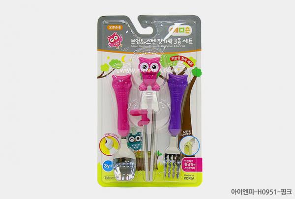 幼兒學習餐具 / 湯叉 / 學習筷 / 收納餐具盒