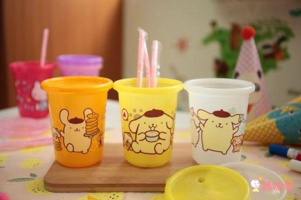 日本LEC Hello Kitty / 布丁狗派對杯
