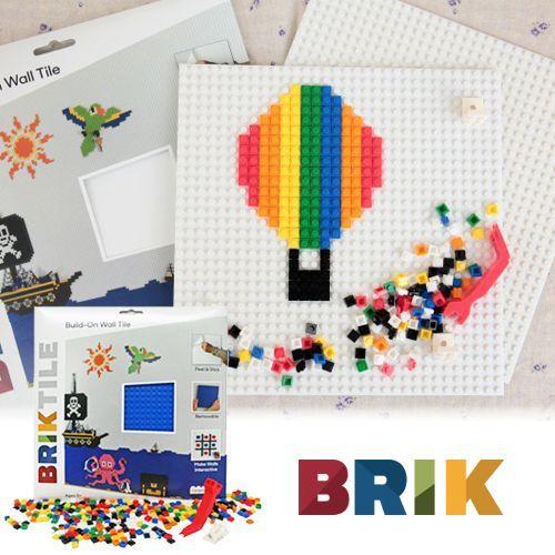 美國Brik樂高積木牆❗拼湊專屬孩子的牆❗