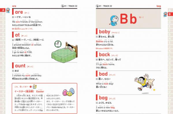 日本小學館 哆拉A夢系列圖鑑