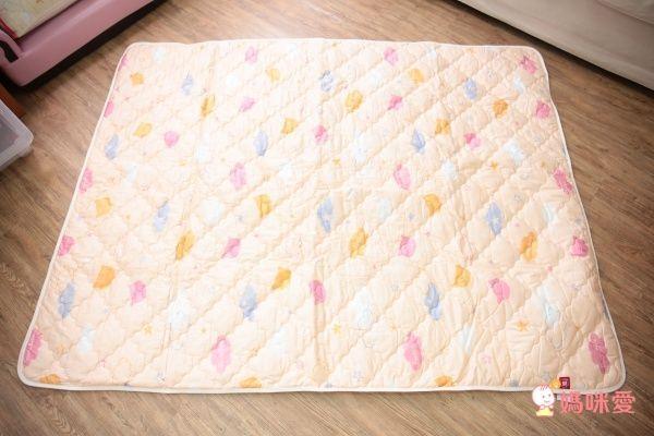 義大利 Fancy Belle 防蟎抗菌透氣防水平面式保潔墊