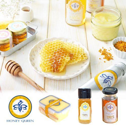 雙11限定★蜂蜜皇后 Honey Queen ✿ 高品質台灣純蜜 / 花粉 / 蜂王乳