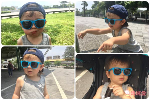 美國 Hipsterkid 兒童偏光太陽眼鏡