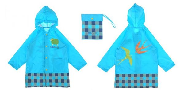 韓國 Smally 兒童雨衣