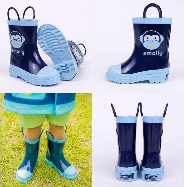 韓國 Smally 兒童雨鞋