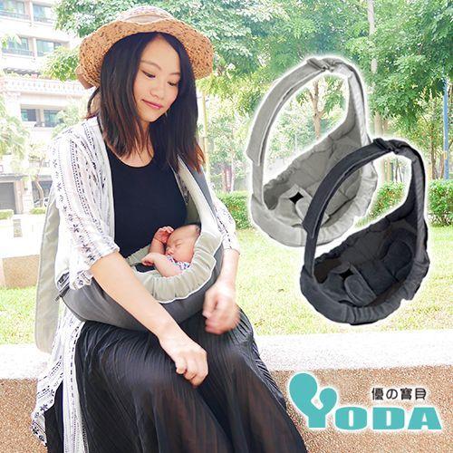 YoDa 橫抱式嬰兒背帶,最好用的橫向式懷抱,0~3Y都可用