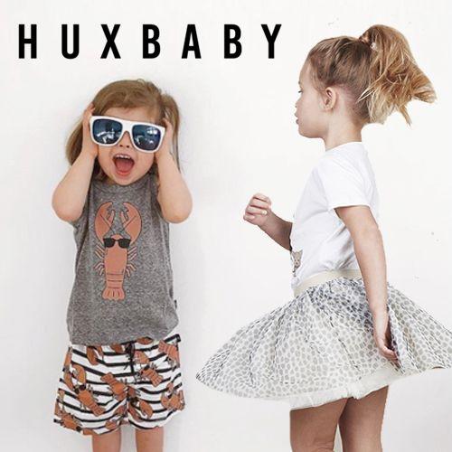 全新款式限量開團!澳洲 HUXBABY 有機棉潮流童裝