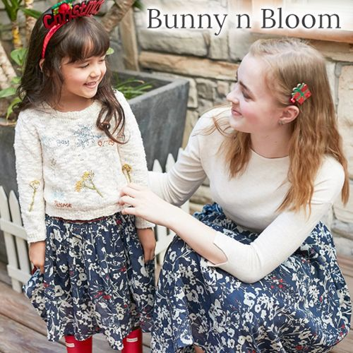 優惠55折起 ✴ 美國【Bunny n Bloom】高質感母女裝