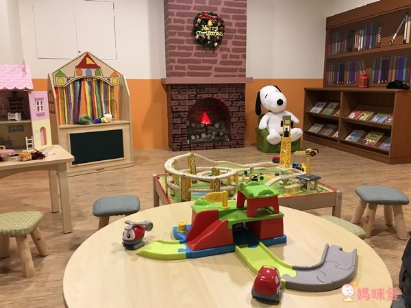 史努比SNOOPY Play Center 親子樂園