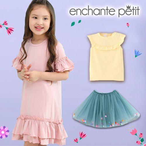 【日本少女系Enchante Petit】俏麗夏裝新品上市