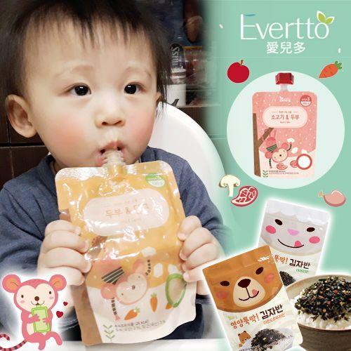 【Evertto】愛兒多❤即食粥/海苔酥