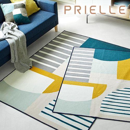 韓國 Prielle 超細纖維地毯 / 純棉腳踏墊 ✻ 2018 新花色登場 ✻