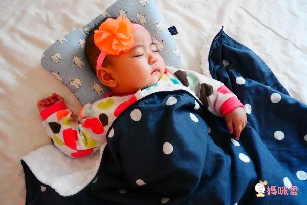 Little seeds塑型嬰兒枕