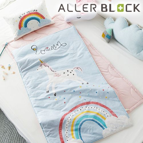 韓國 Aller Block M2極細纖維抗菌防蟎睡袋 / 純棉睡袋 ➜ 免運!