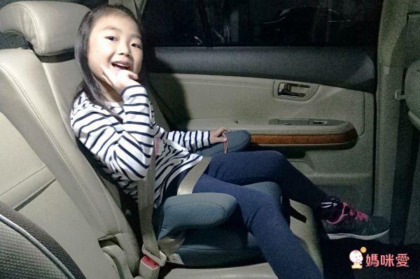 YoDa 成長型兒童汽車座椅